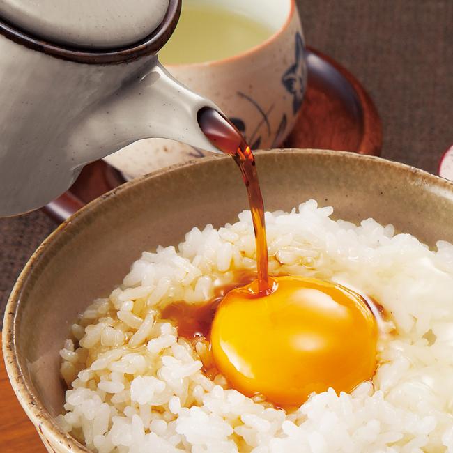 美食ファクトリー 蔵出し卵がけ醤油と美味しい米ギフト No.50